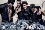 Dolce & Gabbana Primavera-Verano 2010, músculos y erotismo 2