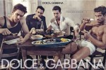 Dolce & Gabbana Primavera-Verano 2010, músculos y erotismo 5