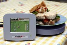 Mandometer, una balanza electrónica para aprender a comer 1