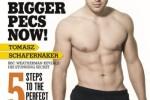 Tomasz Schafernaker, 5 pasos para tener el cuerpo perfecto