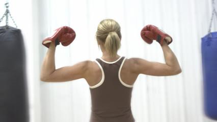 Bases del entrenamiento de Cardio-Kick-Box (II) Tipos de guardias