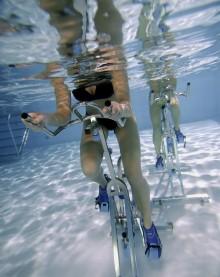 aquaspinning, una forma diferente de entrenar 1
