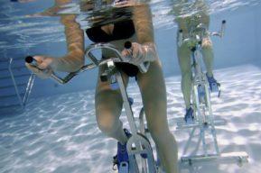 aquaspinning, una forma diferente de entrenar