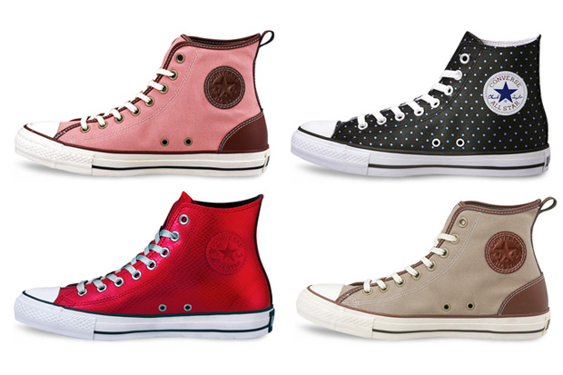 Zapatillas Converse 2010: Regresan las legendarias Chuck Taylor All- Star