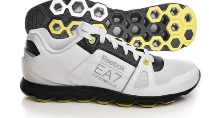 EA7: La increíble creación de Reebok y el Emporio Armani