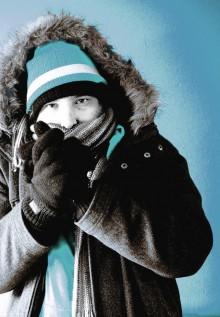 Proteger la piel del aire y del frío 1