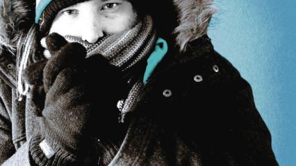 Proteger la piel del aire y del frío
