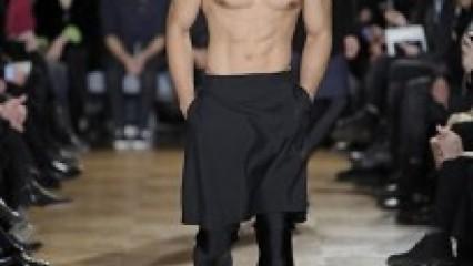 Semana de la Moda en París: Givenchy, el rey de lo extravagante