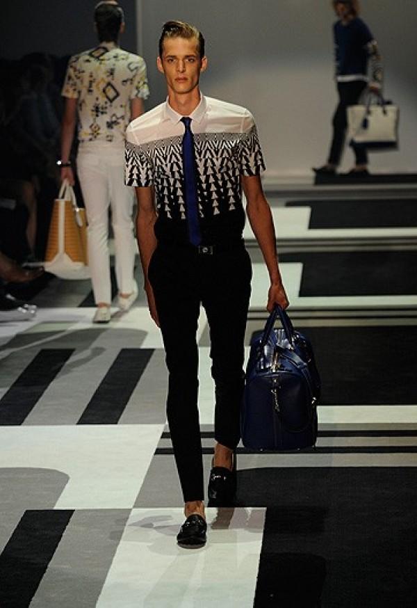 Campaña Primavera- Verano: Gucci conjuga elegancia e informalidad