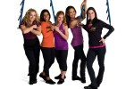 Jukari  Fit to Fly, fitness y acrobacias para chicas con Reebok 2