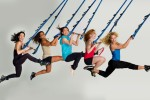 Jukari  Fit to Fly, fitness y acrobacias para chicas con Reebok 8