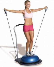 El Bosu Balance Trainer, una nueva forma de entrenar 1