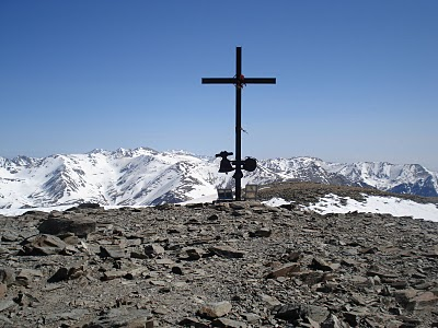 La montaña en invierno (II)