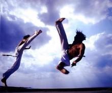 Capoeira, un juego de movimientos 1