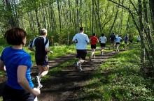 Correr por la montaña 1