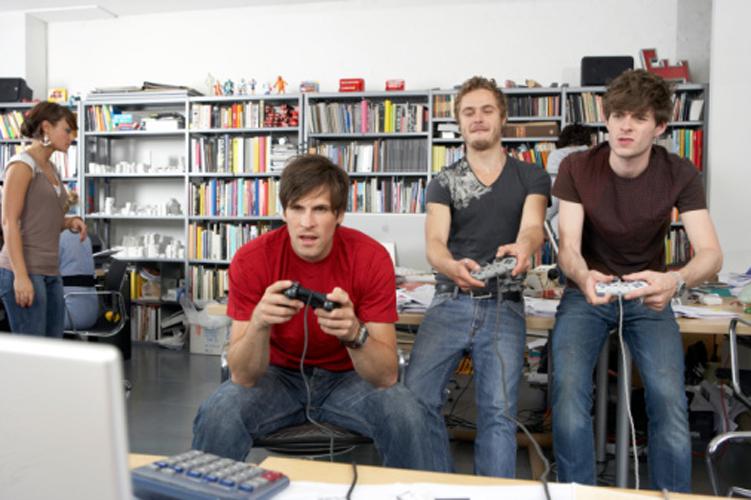Jugar a la videoconsola no es hacer deporte