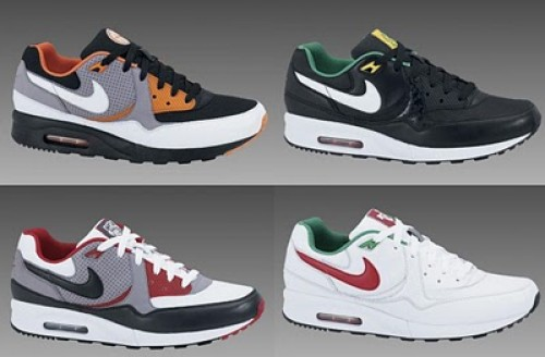 Zapatillas Nike Air Max, la colección del mundial 2010