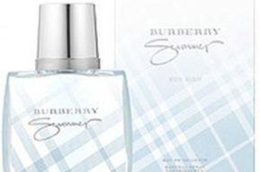 Nuevas fragancias para hombre: Burberry Symmer Limited Editions