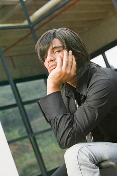 La depresión en los hombres