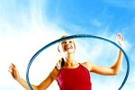 El hula hoop