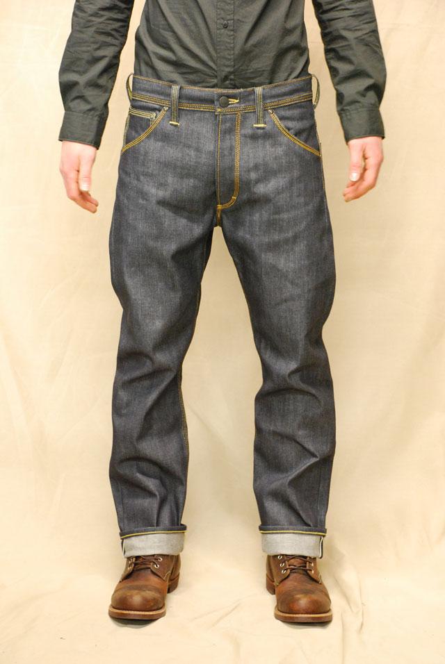 Vuelven los jeans Fit 101B de Lee
