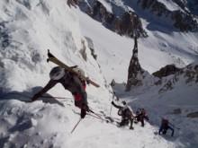 La muerte en la montaña 1