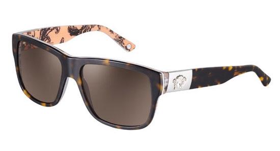 Temporada 2010- 2011: Gafas de sol Versace