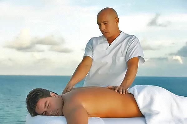 El masaje californiano