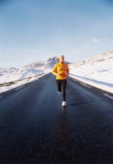 ¿Correr con mal tiempo? Claro que si 1