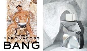 Marc Jacobs lanza su nueva fragancia Bang 1