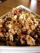 La granola como alimento cotidiano 1