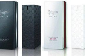 Fragancias Gucci: nueva edición para viajeros