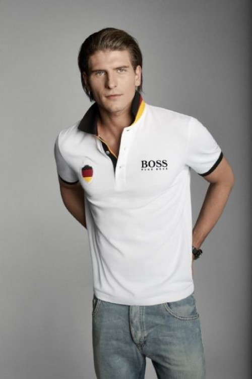 Hugo Boss se suma a las camisetas del Mundial 2010