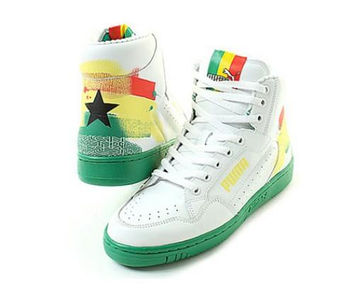 Puma JB2010: Las zapatillas del Mundial