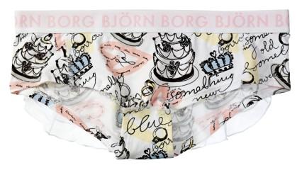Björn Borg lanza una colección de ropa interior para la realeza