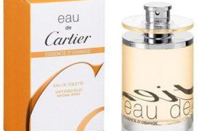 Eau de Cartier Essence d'Orange, la fragancia del verano