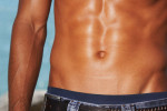 Abdomen plano con tabletas o cuadritos, ejercicios para el abdomen