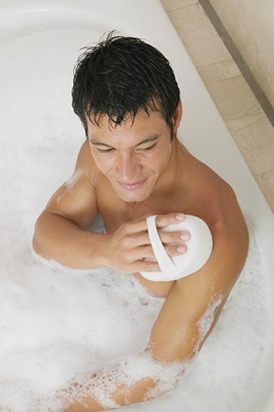 Salud y baño corporal