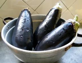 Receta saludable del día: Berenjenas asadas 1