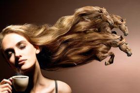 Nurientes para un cabello saludable