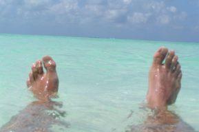 La base de nuestro cuerpo: Los pies.