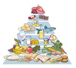 Ranking de alimentos para comenzar una dieta 1