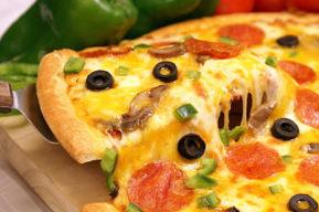 Preparar pizzas más saludables y nutritivas