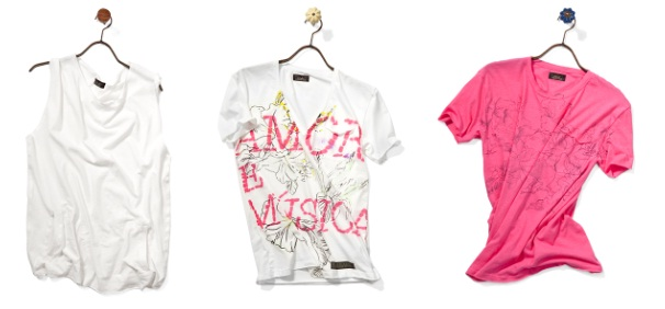 Zara lanza una colección de camisetas Voyeur