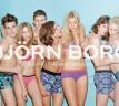 Björn Borg lanzó su colección de ropa interior