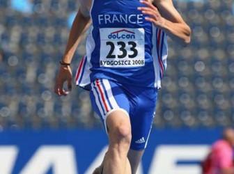 Christophe Lemaitre y los 100 metros 1