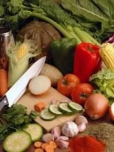 Ventajas de consumir vegetales 1