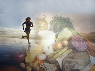 Alimentación saludable para deportistas