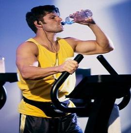 Importancia de una buena hidratación en el deporte