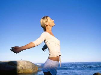 Yoga, respiración profunda y prolongada 1